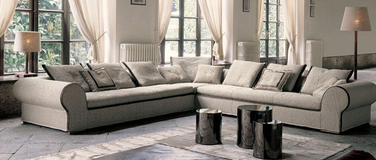 Longhi furniture  Italian Design Interiors  Longhi sofas chairs beds and sectionals