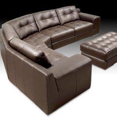 Italian Leather Sofa Sleeper L Kelvin Giormani Furniture | Design Interiors ...
