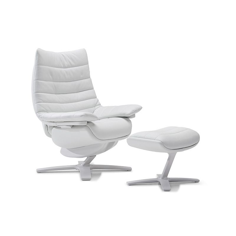 natuzzi lounge chair log rocking with ottoman chairs recliners living revive