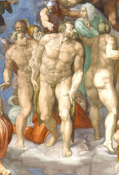 Last Judgement Michelangelos Sistine masterpiece