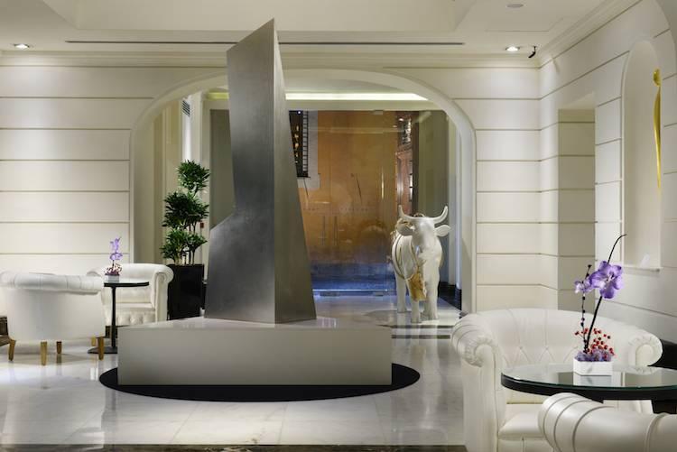 THE FIRST Luxury Art Hotel Roma  Italian Allure Travel