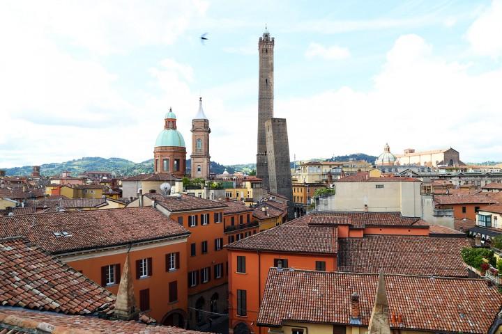Bologna  la terrazza segreta  Italia Nascosta