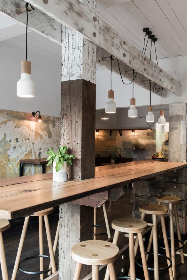 rustic and industrial bar design in Australia, The Nelson - italianbark 3,  industrial bar, industrial bar design, rustic bar design,