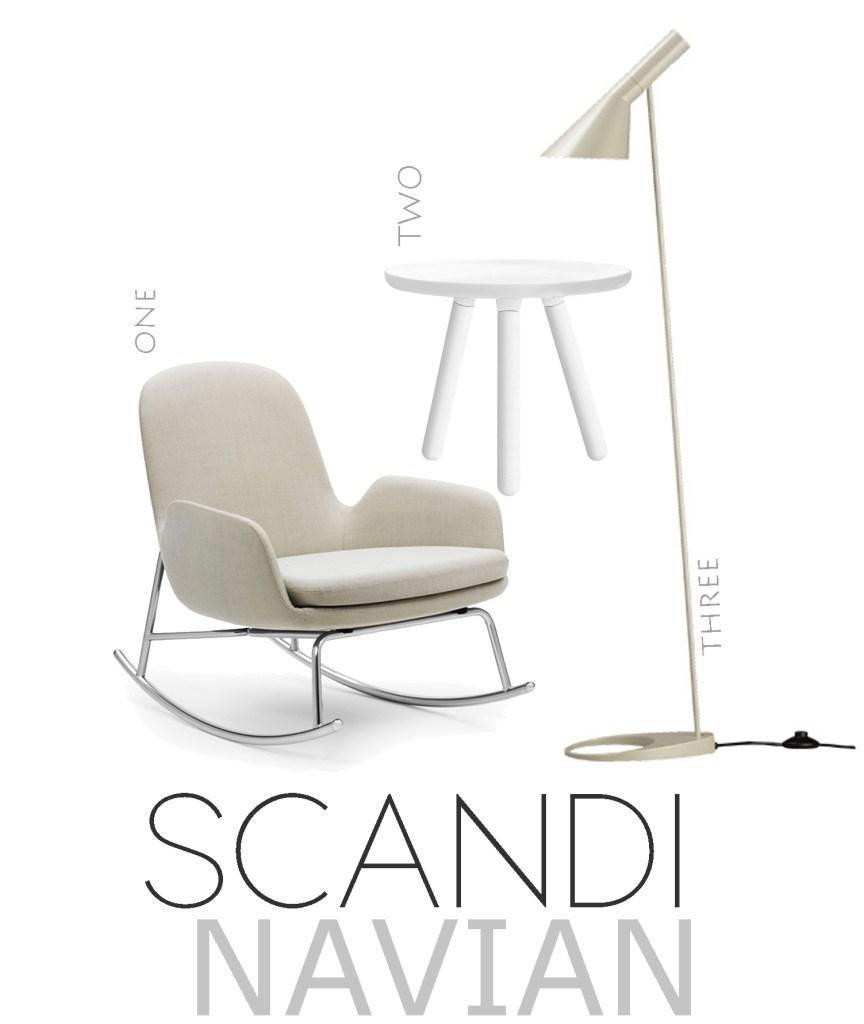cozy-reading-corner-scandinavian style