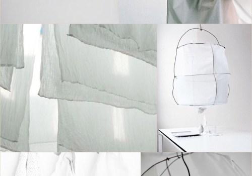 fabric lamps, italianbark interior design blog