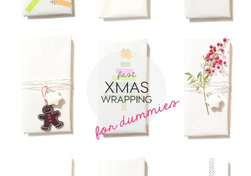 christmas-gift-wrapping -EASY-FAST