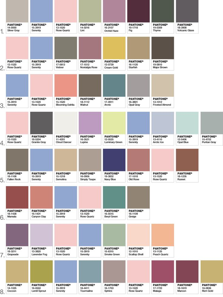 pantone-coloroftheyear-2016-palette