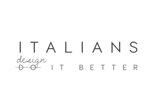 ITALIAN DO IT BETTER, italian design, best italian design