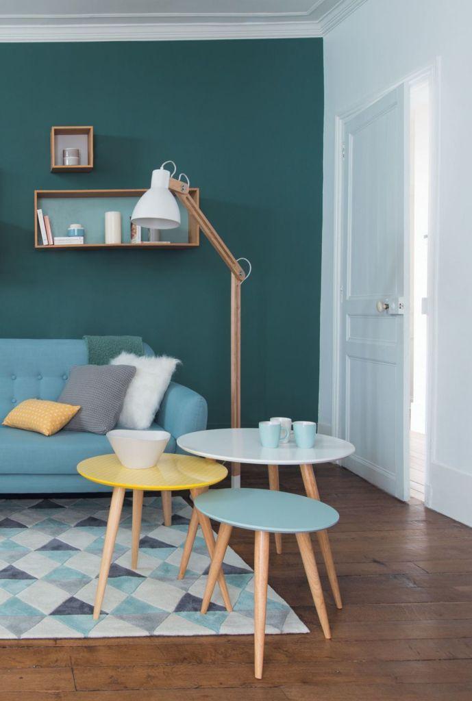 teal paint 2016 interior trend italianbark. Black Bedroom Furniture Sets. Home Design Ideas