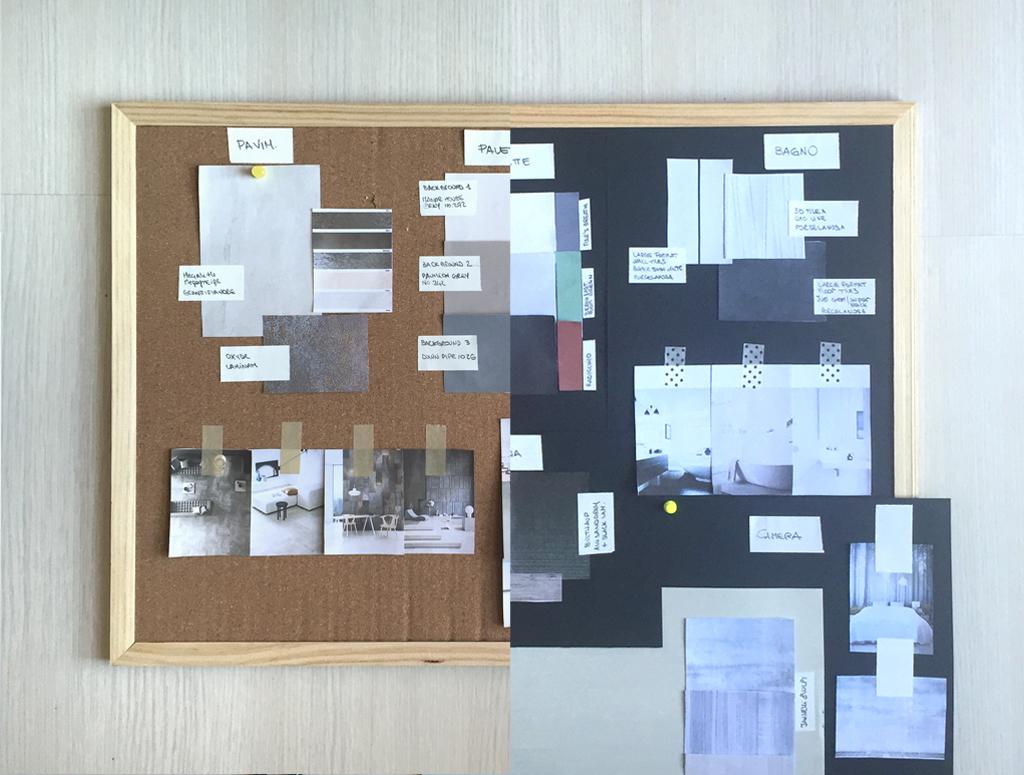 New Online Interior Design Advice Materials Palette ITALIANBARK