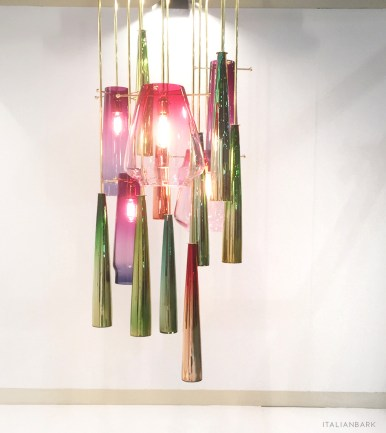 salonesatellite2016, salone satellite, milan design week 2016, salone satellite best, designers salone satellite, ini archibong, colourful pendant light