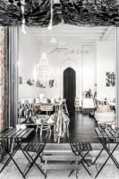 ITALIAN INTERIORS   Design restaurant Milan with ethnic ...