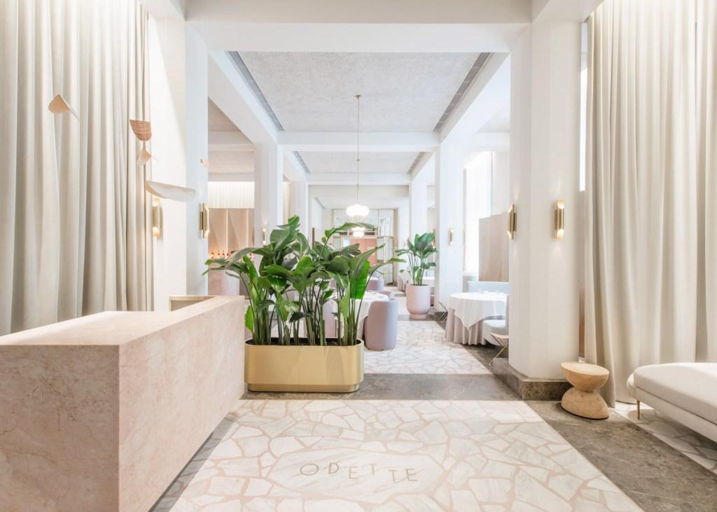 Terrazzo trend in interiors and design italianbark for Terrazzo design