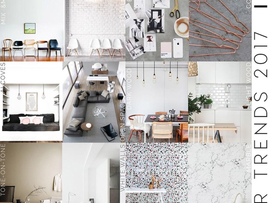 interior trends 2017, italianbark interior design blog,