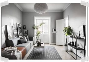 Beautiful small spaces solutions in a Scandinavian home ...