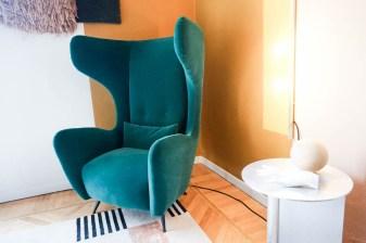 the visit studiopepe, brera design apartment, studiopepe milan design week, fuorisalone 2017, italianbark interior design blog, yellow wall