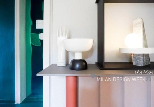 MILAN DESIGN WEEK 2017 | The Visit by Studiopepe.
