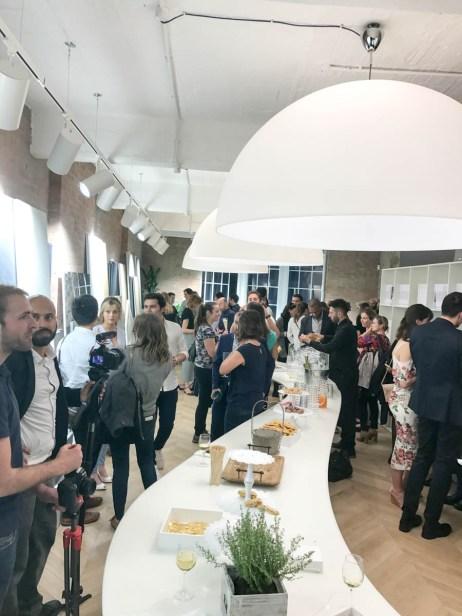 clerkenwell design week 2017, marazzi london showroom, italianbark interior design blog