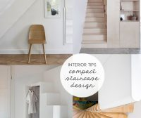 8 Compact Stairs for Cool Compact Spaces | ITALIANBARK