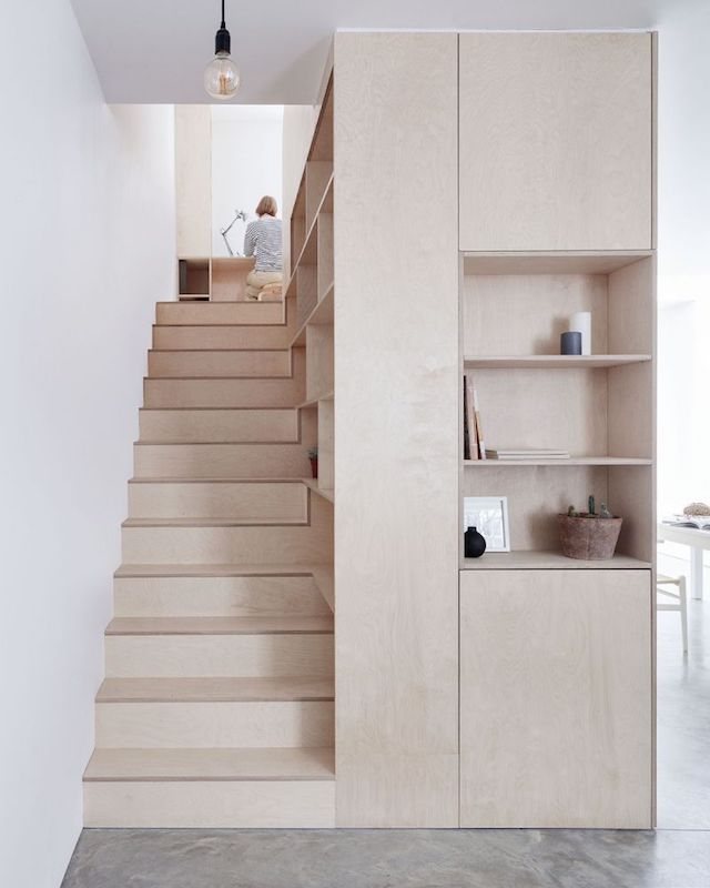 Compact Spiral Staircase: 8 Compact Stairs For Cool Compact Spaces
