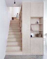 compact staircases design, small spaces ideas, small interiors, italianbark interior design blog, plywood interior design