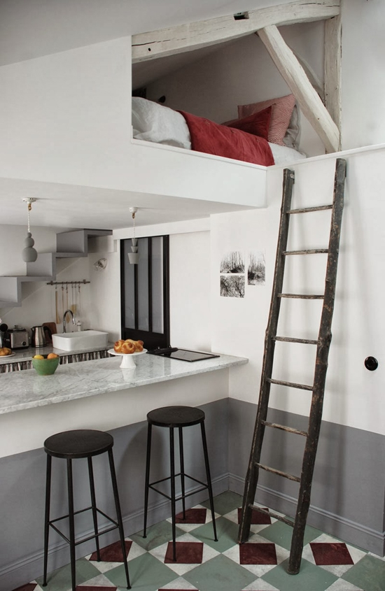 8 Compact Stairs For Cool Compact Spaces Italianbark | Clever Stairs For Small Spaces | Staircase | Upstairs Small Space | Front Window | Small Area | Mini