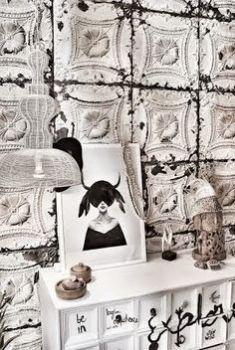 online interior design living room, e-design, italian interior design, italianbark, glam living room, raw wallpaper