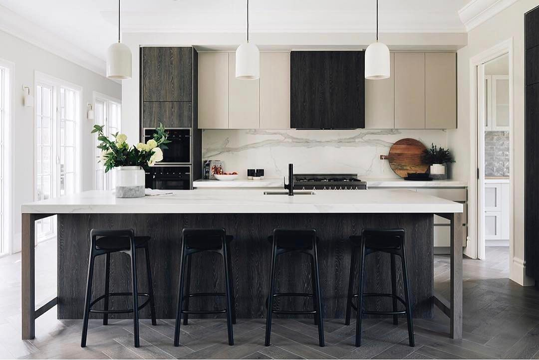 Beau American Kitchens Design, Bertazzoni Kitchens, Contemporary Kitchen In  Black   ITALIANBARK Interior Design Blog