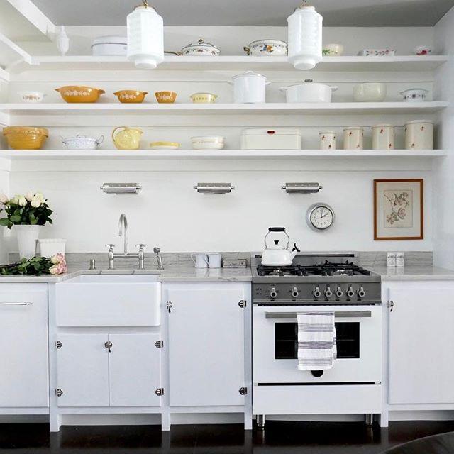 American Kitchens Design Bertazzoni Contemporary Kitchen In White