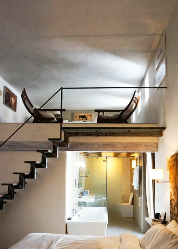 design hotel spain, hotel v, vejer de la frontera, rustic chic interior, italianbark interior design blog, boutique hotel