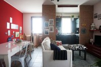 My Living Room Remodel Before and After, a Scandinavian ...