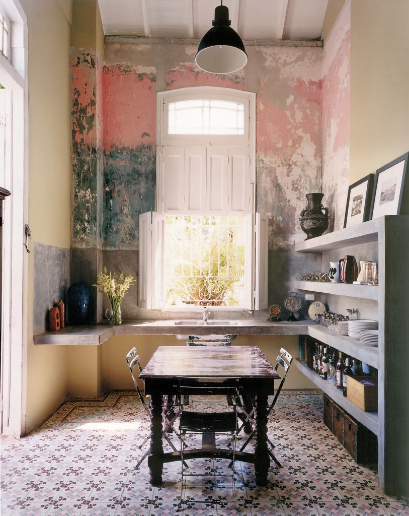 INTERIOR TRENDS Wabi Sabi Decor And The Top Interior Wall Finishes