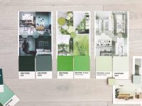 INTERIOR COLOR TRENDS | The new pastel greens from IMM ...