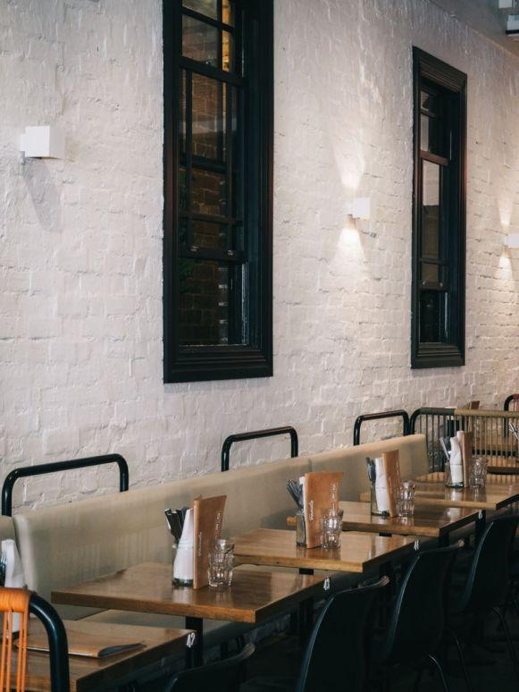 Atico in Windsor, Melbourne Design Guide, coffee bar melbourne