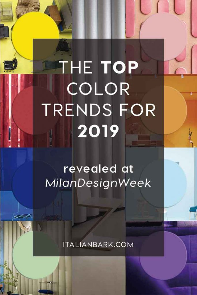 2019 Trends Interior Color Paint
