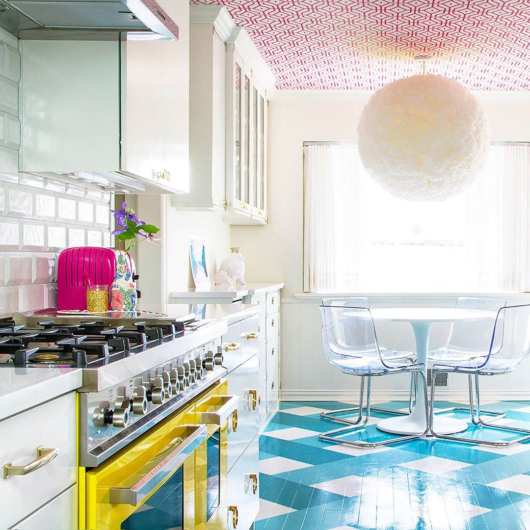 Kitchen Trends 2020 Colourful Kitchens By Bertazzoni