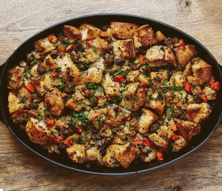 Italian Turkey Stuffing