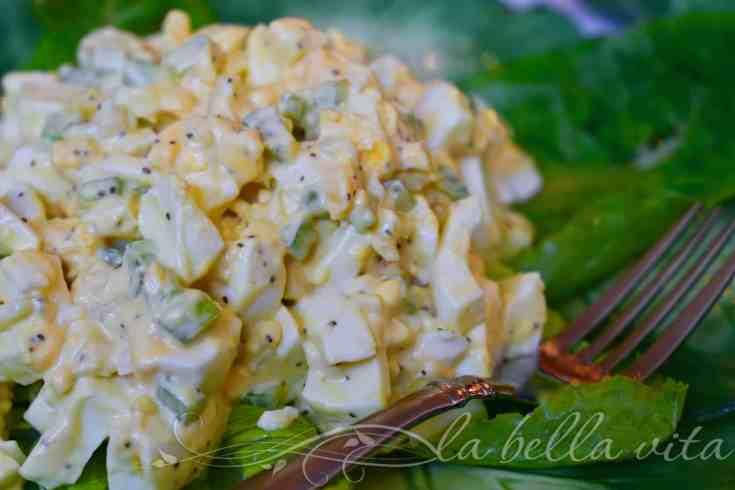 The Best Classic Egg Salad