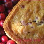 Fresh Cranberry Bread