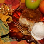 Caramel Glazed Apple Cake