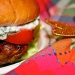 Sun-Dried Tomato Pesto Turkey Burgers With Basil Aioli and A Major Southern Snow Storm!