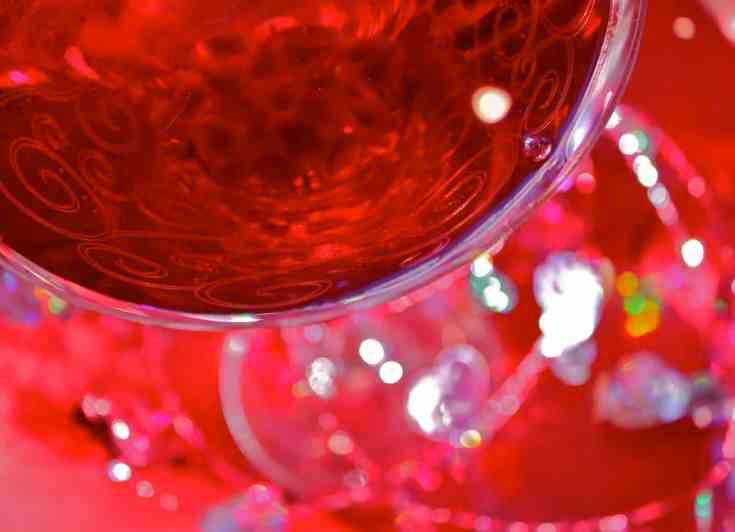 Red Poma Tini