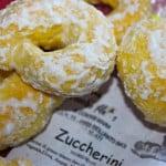 Zuccherini – Italian Lemon Cookies