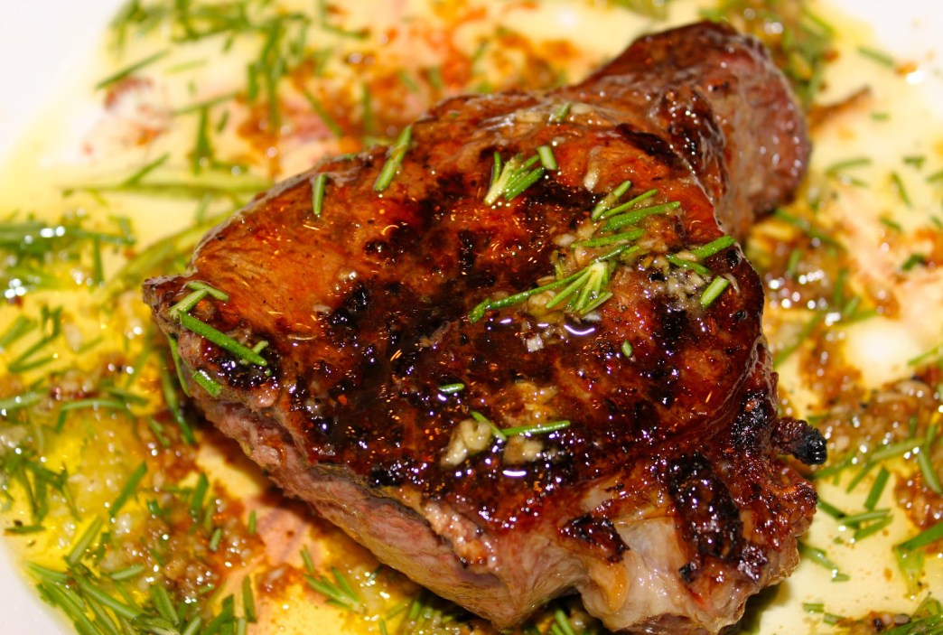 Tuscan Grilled Steak Bistecca Fiorentina