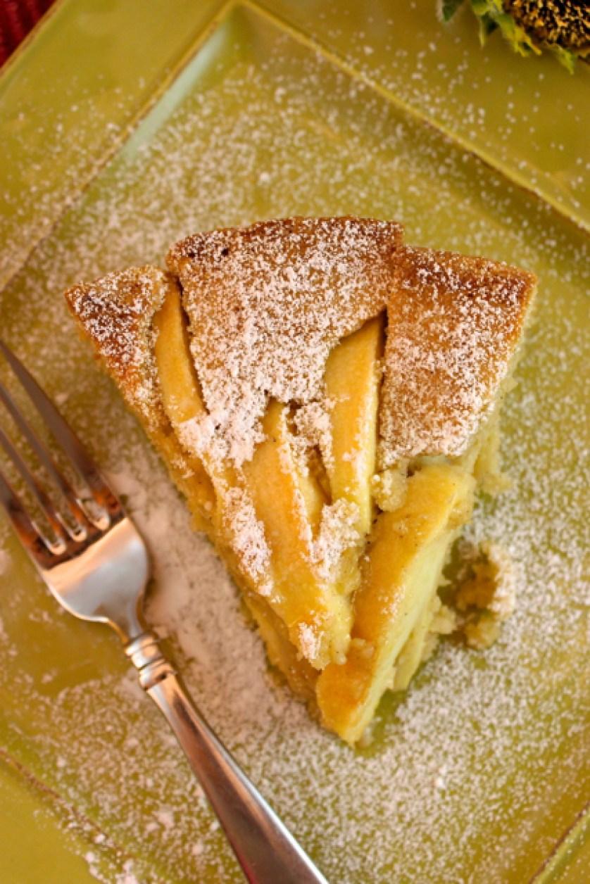 Italian Apple Torte