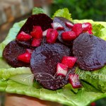 A Beautifully Simple Beet Salad