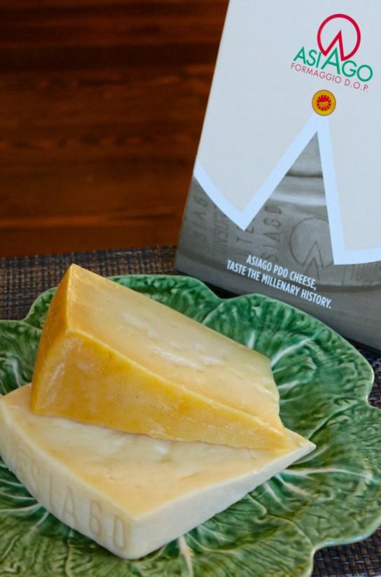 Asiago Cheese PDO