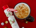 The BEST Creamy, Loaded Eggnog