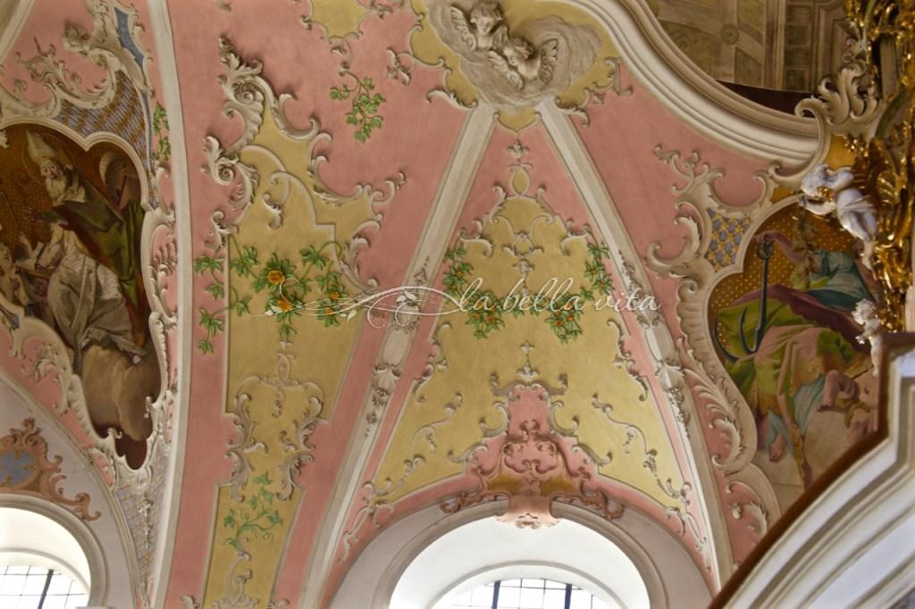 Oberammergau, Bavaria, Germany -- St. Peter and St. Paul Church