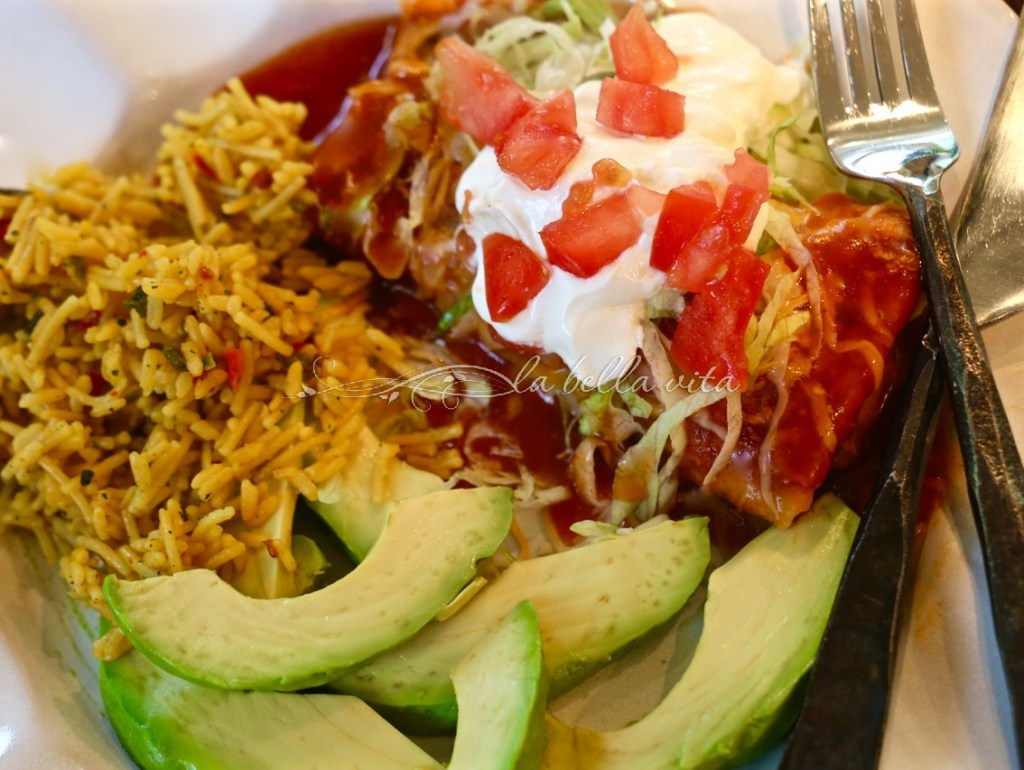 Delicious Semi-Homemade Enchiladas